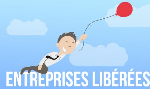 L Entreprise Liberee N Est Elle Qu Une Idee Seduisante Club